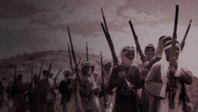 يوم أباد أهالي صوريف وقرى الخليل قوّات الهاغاناه بالسكاكين والعصي والبواريد البس…