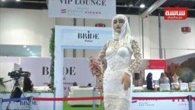 كعكة العروس تعرض بمليون دولار في دبي