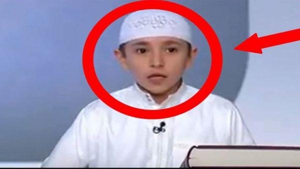 الطفل الروسى المعجزة (القرآن البشري) يتسبب بصدمة الحكام وعجزهم عن الكلام لن تصدق…